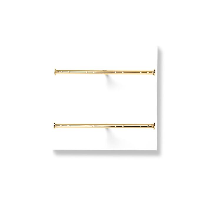 VertiJewlery von Verti Copenhagen in weiß / gold