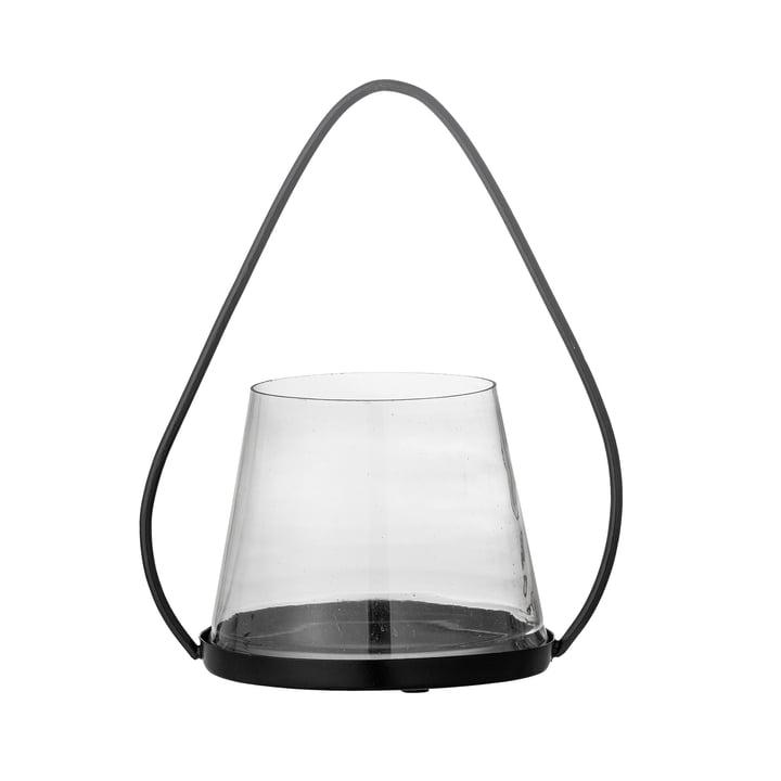 Nana Windlicht von Bloomingville in der Farbe schwarz