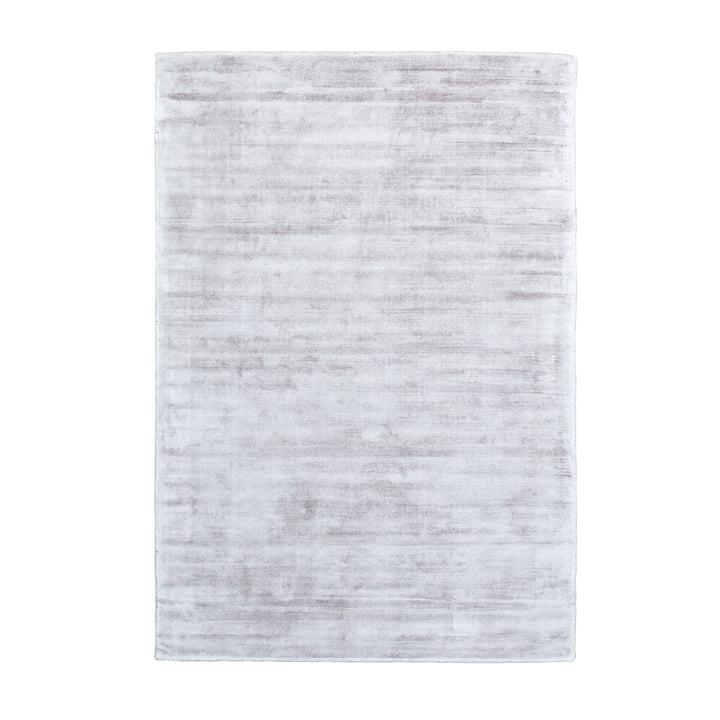 Felipe Teppich, 160 x 230 cm von Nuuck in silber