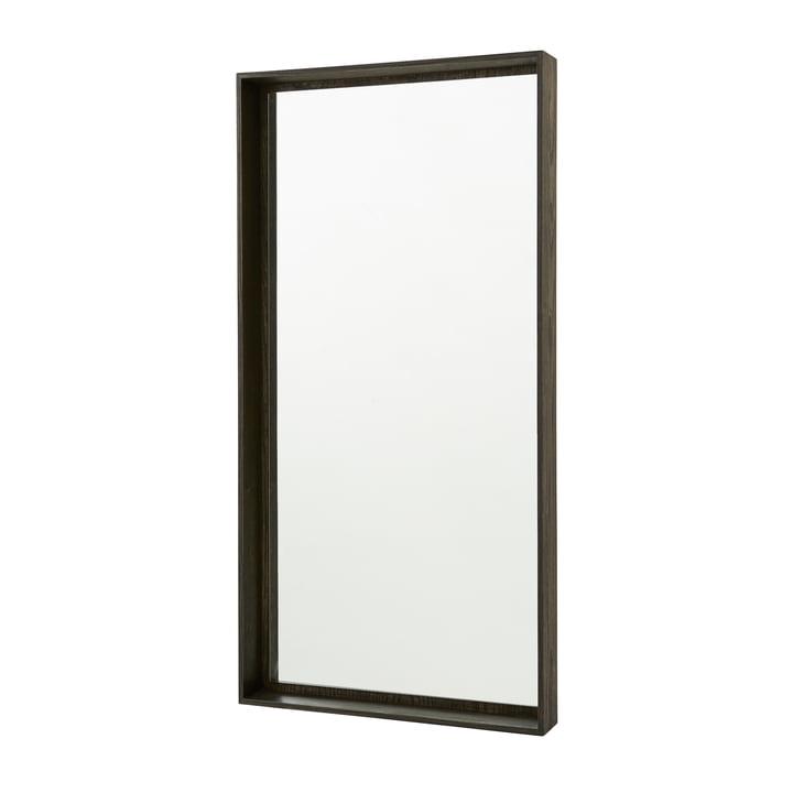 Peili Spiegel Large von OYOY in dunkel