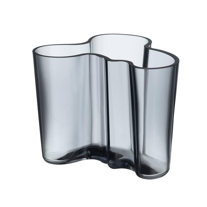 Aalto Vase Savoy 120 mm von Iittala in der recycled Edition