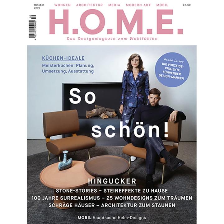 H.O.M.E. Designmagazin - Oktober 2021