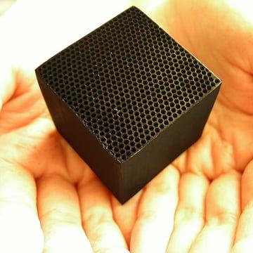 Bereicherung für den Alltag: Chikuno Cube Luftreiniger
