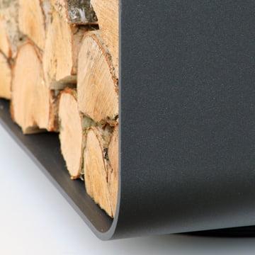 Baest - U-Turn Holzlager schwarz, Detail