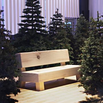 Soft Wood Sofa