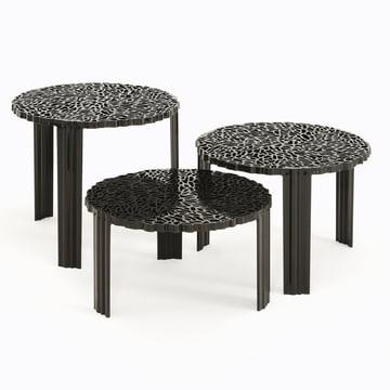Kartell - T-Table, schwarz
