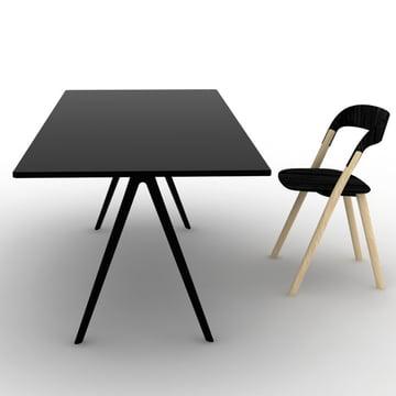 Magis - Baguette Tisch & Stuhl