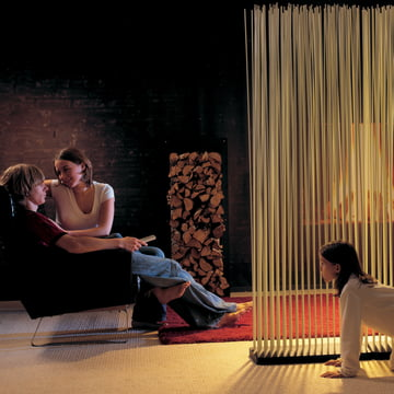 Sticks Indoor Raumteiler von Extremis