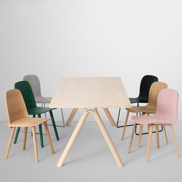 Muuto - Split Table, eshe