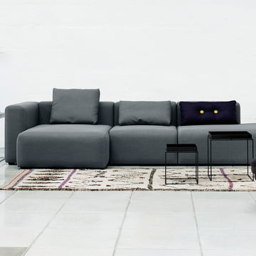 mags sofa 3 sitzer von hay. Black Bedroom Furniture Sets. Home Design Ideas