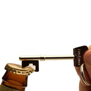 Suck UK - Key Flaschenöffner - Öffnen, nah