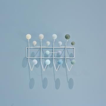 Hang it all Garderobe von Vitra in verschiedenen Weißtönen