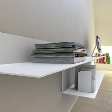 Frost - Unu Regalsystem, Ambientebild Büro