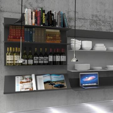 Frost - Unu Regalsystem, Ambientebild Küche