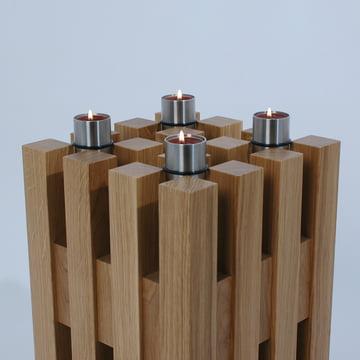 keilbach design - Sixteen Hocker - sixteen.candle