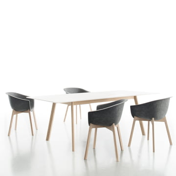 Conmoto - Pad Table / Chairman