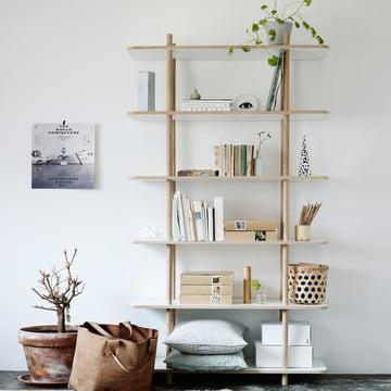 do regal von skagerak bei. Black Bedroom Furniture Sets. Home Design Ideas