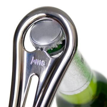 j-me - Droplet Flaschenöffner - beim Öffnen