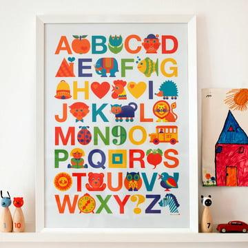 byGraziela - Poster ABC