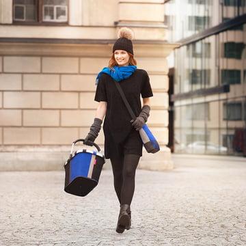 Die reisenthel - Shoulderbag und Carrybag patchwork