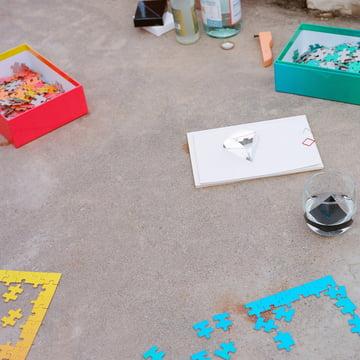 Areaware - Farbverlauf Puzzle