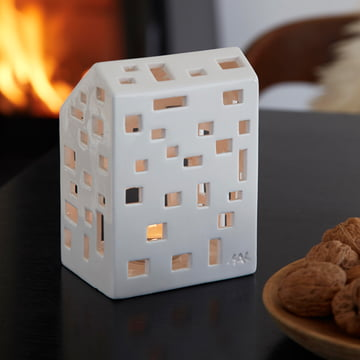 Funki Teelichthaus von Kähler Design