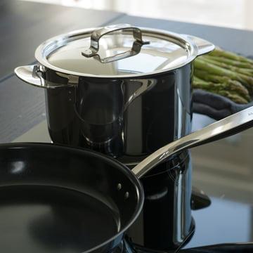 All Steel Kochtöpfe und Pfannen von Fiskars