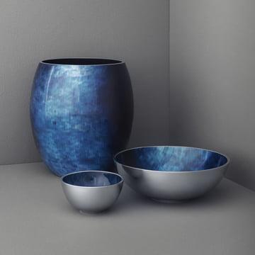 Schale und Vase aus der Stockholm Horizon Serie