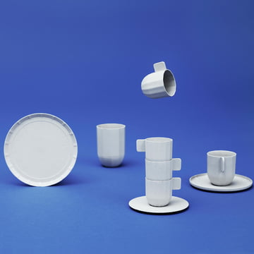 Die Paper Porcelain Serie von Hay