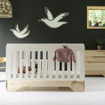 Babybett Echo Crib von Kalon
