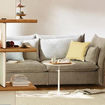 Maximaler Komfort mit dem Mariposa Sofa von Vitra