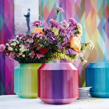 Die Hot-Spot Vasen von Rosenthal in der Gruppe