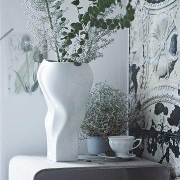 Die Blown Vase von Rosenthal mit einer Größe von 27 cm