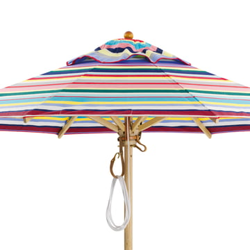 Weishäupl - Klassiker Sonnenschirm gestreift