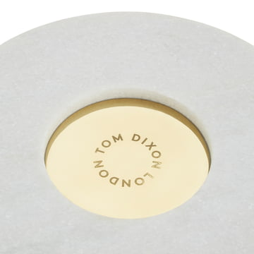 Stone Kerzenhalter Floor von Tom Dixon