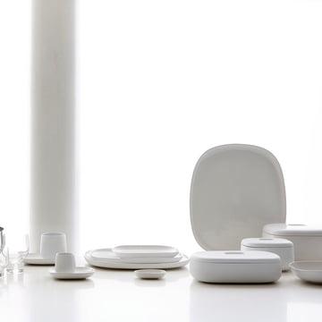 Ovale Geschirr-Kollektion