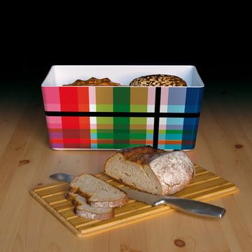 Brotbox mit Bambusdeckel von Remember