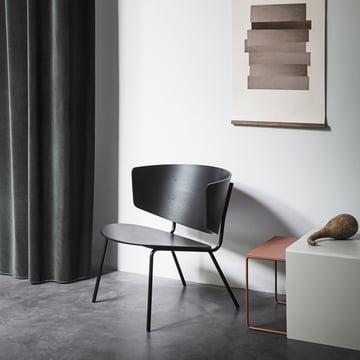 Herman Lounge Chair von ferm Living