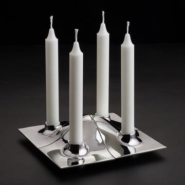 Die ArchitectMade - Quartet Kerzenhalter, 4 Stück