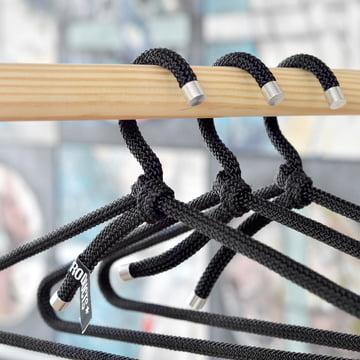 Peppermint Products - Loop Hanger Kleiderbügel, 3er-Set,