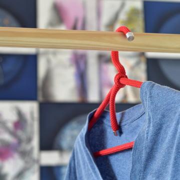Peppermint Products - Loop Hanger Kleiderbügel, 3er-Set