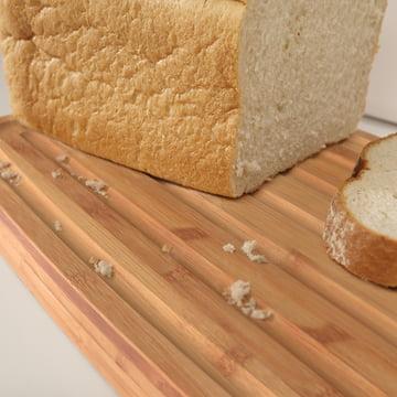 Steel Bread Bin Deckel von Joseph Joseph