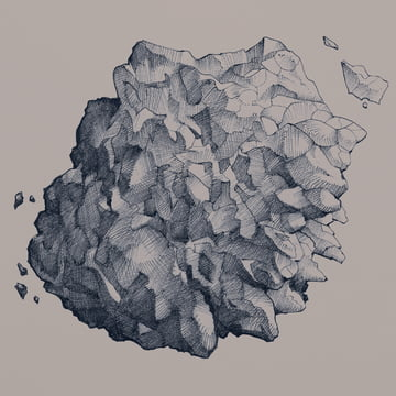 Paper Collective - 1:1 Hailstone(everest grey)