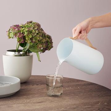 Emma Kanne und Concave Vase von Stelton