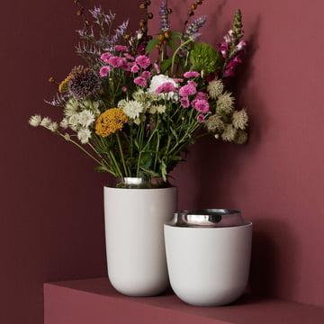 Concave Vasen von Stelton