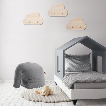 Stoffelefant für das Kinderzimmer