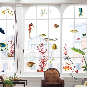 Lekkerplèkkuh Fensterdekoration Blub von Fatboy