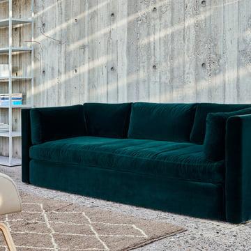 Das Hay - Hackney Sofa, 3-Sitzer