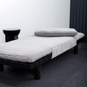 Das Pulpo - Pallet Daybed im Gästezimmer