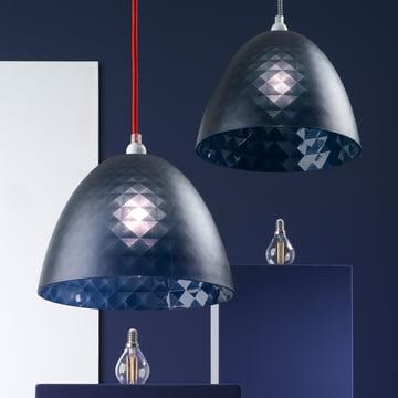pendel f r lampenschirme von koziol. Black Bedroom Furniture Sets. Home Design Ideas